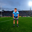 Dublin's Jonny Cooper is pictured in front of Hill 16 after last Saturday evening's All-Ireland SFC final replay win over Kerry at Croke Park in Dublin. Photo: Stephen McCarthy/Sportsfile