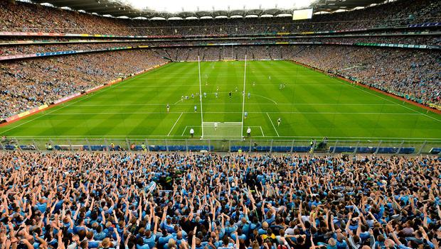 A general view of Croke Park from the All-Ireland senior championship final replay at the weekend. Photo: Stephen McCarthy/Sportsfile