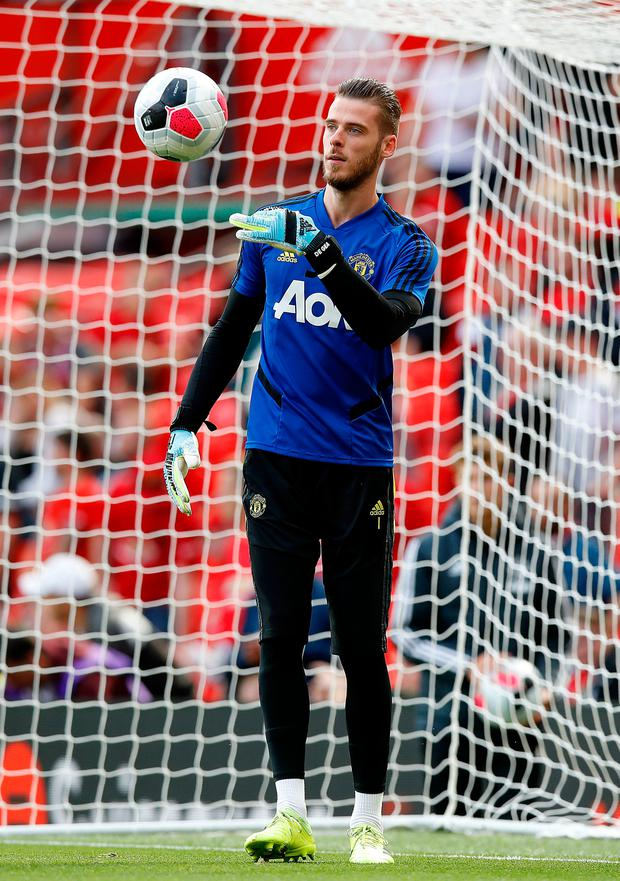 David De Gea has signed a new four-year deal with Manchester United