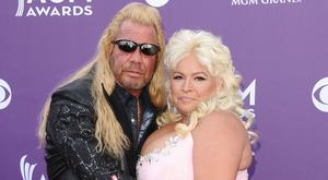 Duane and Beth Chapman starred together on Dog The Bounty Hunter (Rex/Shutterstock)