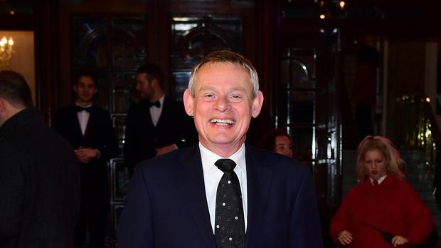 Martin Clunes (Ian West/PA)