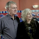 Una and Bryan as Renee and Bob on Fair City