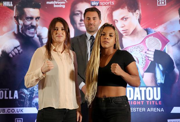 Katie Taylor to have WBO super-lightweight title fight in November