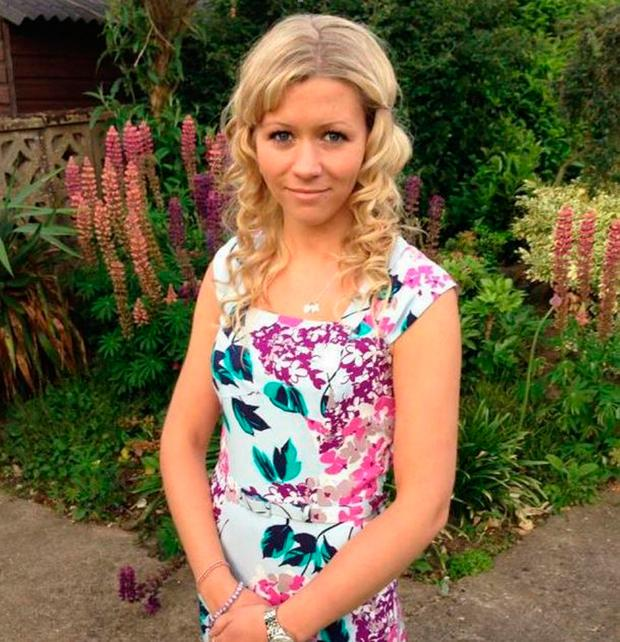 Laura Daniels, 30, died in hospital Photo credit: Family /PA Wire