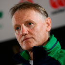 'Joe Schmidt's men will begin the tournament as the No 1 ranked team.' Photo: Sportsfile
