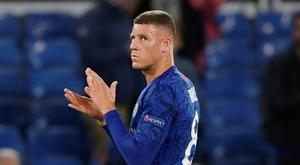 Costly miss: Ross Barkley. Photo: Tony O'Brien