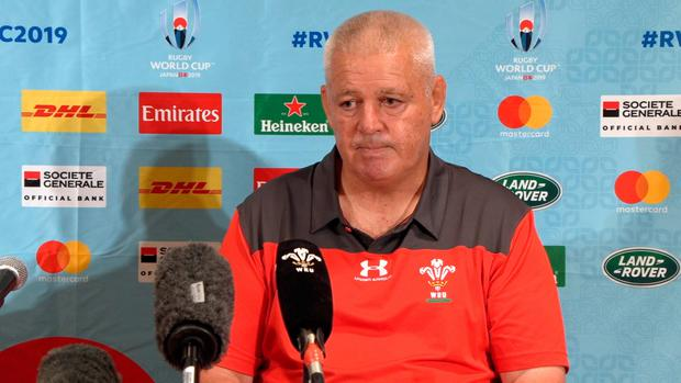 Wales coach Howley sent home over potential betting offence