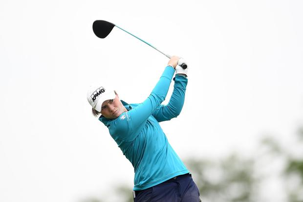 Leona Maguire is an Official Ambassador for the 20x20 Women in Sport Campaign. Photo: Stacy Revere/Getty Images