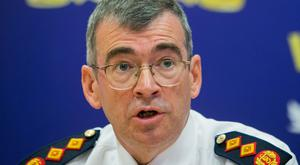 Garda Commissioner Drew Harris. Photo: Gareth Chaney, Collins