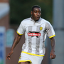 Kelvin Maynard pictured in action for Burton Albion back in 2015