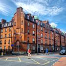 'Luxury': The Guinness-created Iveagh Trust built many blocks of quality flats in the vicinity of its St James's Gate brewery