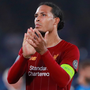 Virgil van Dijk made some mistakes in the game away to Napoli