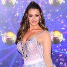 Catherine Tyldesley: Strictly has made me appreciate my body (Ian West/PA)