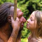 Survival of the fittest: A study shows that middle-ear infections may have killed off Neanderthals. Photo: Issued by Neanderthal Museum