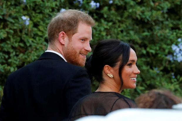 Meghan Markle and Prince Harry Attended Misha Nonoo's Wedding