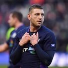 Finn Russell of Scotland will have a big say against Ireland. Photo by Brendan Moran/Sportsfile