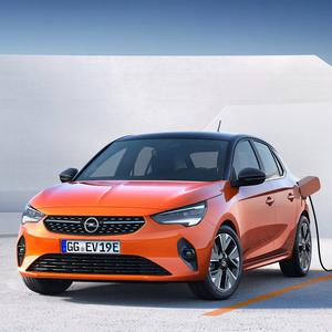 Electric pulse: Corsa-e can be fast-charged in 30 minutes
