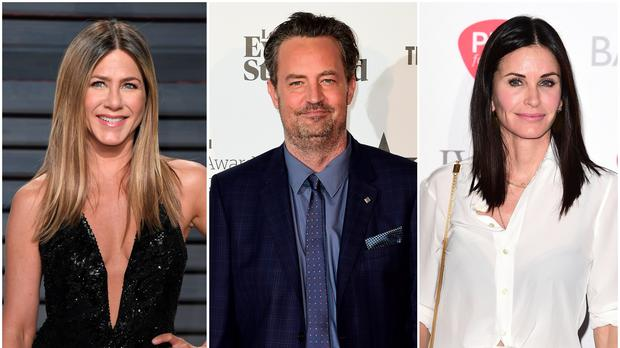 Where are the cast of Friends now? (PA)