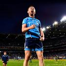 Dublin's Jack McCaffrey celebrates at the end of last weekend's All-Ireland final replay at Croke Park. Photo: Sam Barnes/Sportsfile