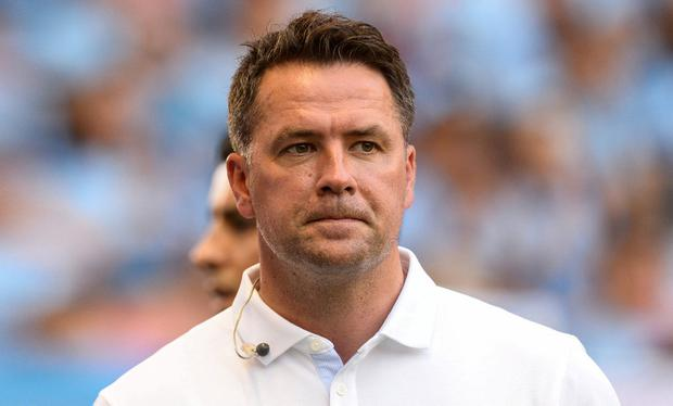 Michael Owen. Photo: Getty Images
