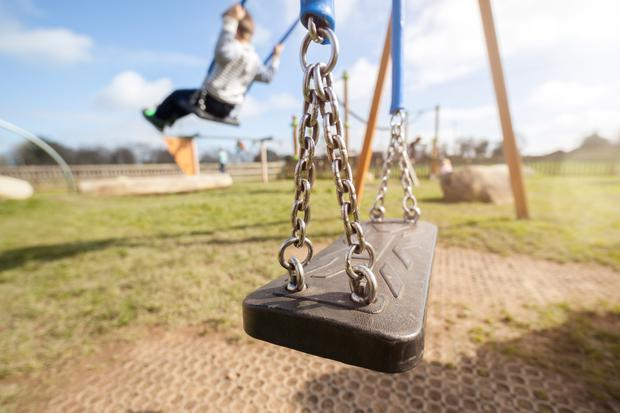 Soaring premiums have been blamed for putting a series of activities at risk including street festivals, farmers' marts, tidy town efforts, children's play centres and sports events. Stock picture