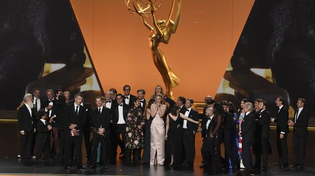 Game Of Thrones defied a middling critical reception to its final season to go out on top at the Emmys (Chris Pizzello/Invision/AP)