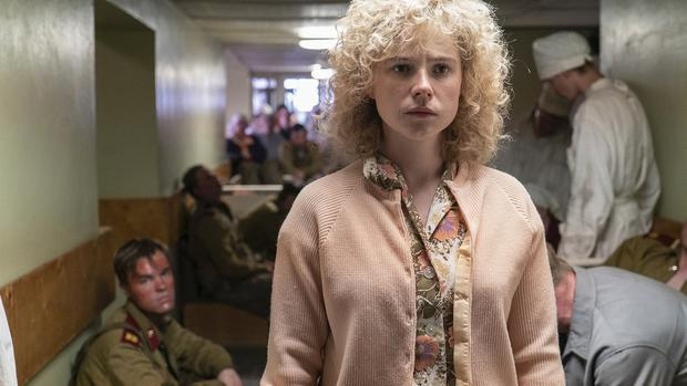 Irish connection: Lauded actress Jessie Buckley starred in 'Chernobyl'