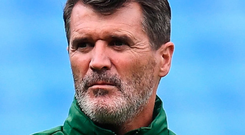"""""""It's scary how far they've fallen,"""" says Roy Keane. Photo: Stephen McCarthy/Sportsfile"""