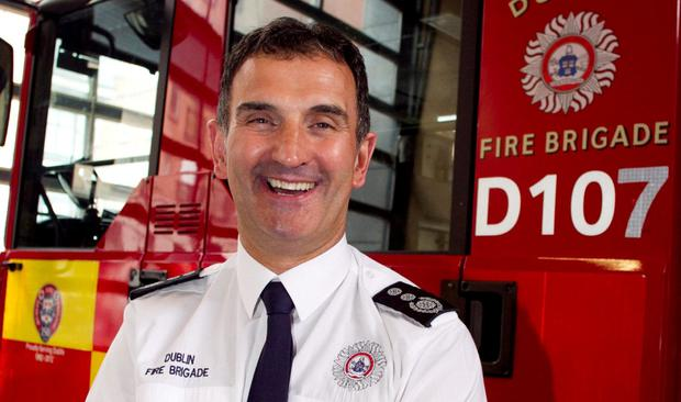 Assistant Chief Fire Officer Richard Hedderman