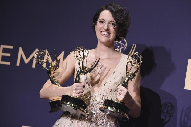 Phoebe Waller-Bridge enjoyed a stunning night of success at the Emmys (Jordan Strauss/Invision/AP)