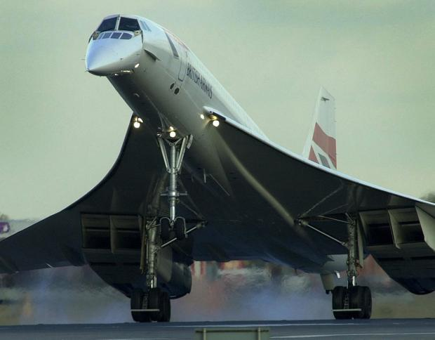 The engine will propel a plane at more than twice the speed of the Concorde