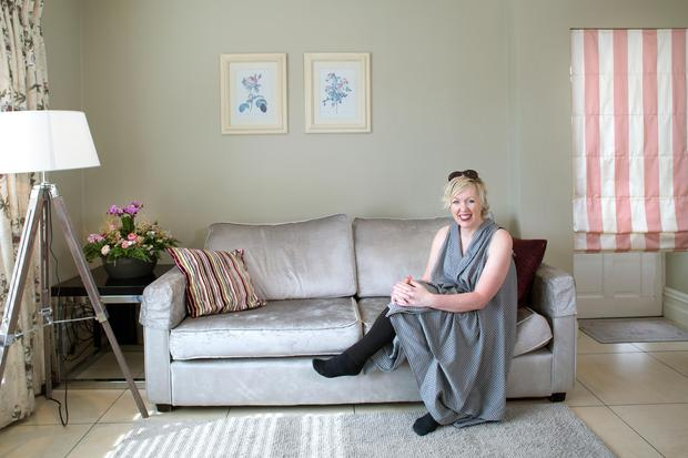 Anne Marie Hamill featured on RTE and TV3 programmes Photo: Tony Gavin