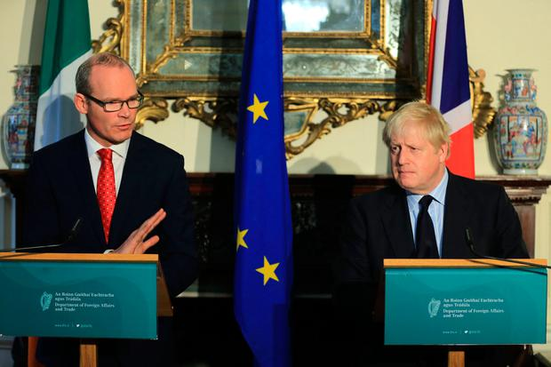 Irish Brexit border proposal only preliminary