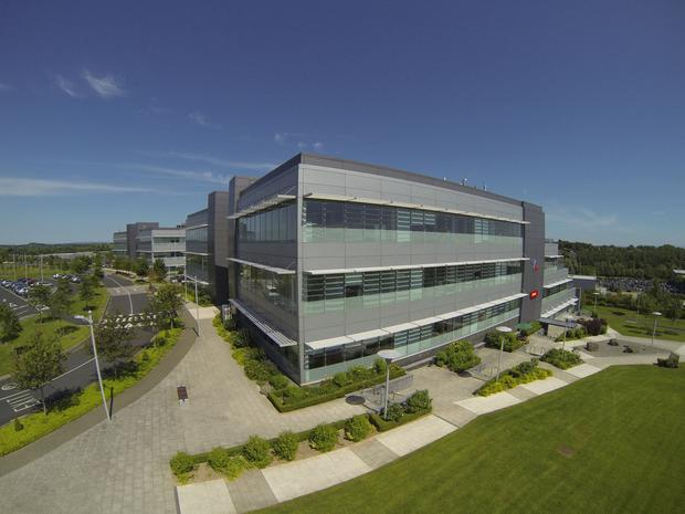 Snapped up: FGP is buying the Westpark business campus in Shannon, Co Clare