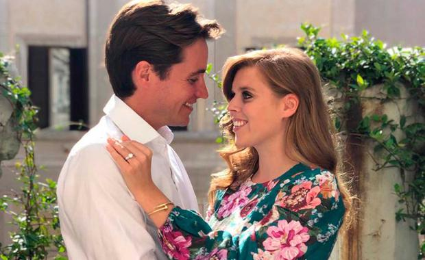 Princess Beatrice of York engaged to Edoardo Mapelli Mozzi