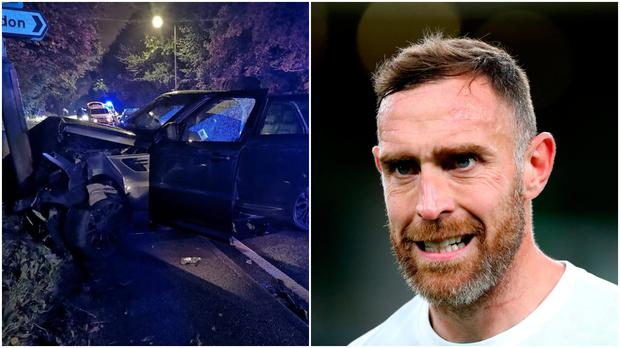 Richard Keogh has been ruled out for 15 months with a knee injury sustained in the crash