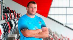 Ulster Rugby's new signing Jack McGrath. Photo: John Dickson/Sportsfile
