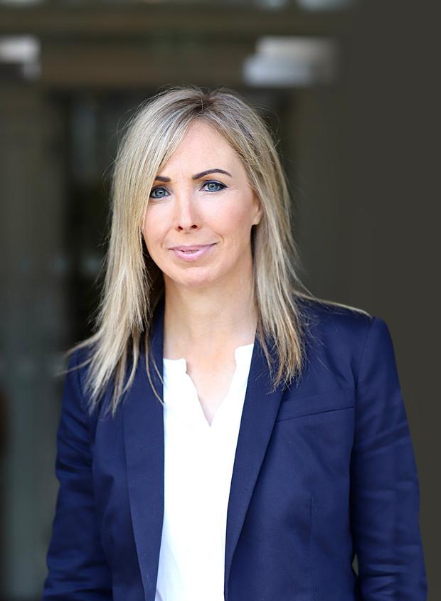Critical: Data Protection Commissioner Helen Dixon said the Government's response to her findings was inconsistent