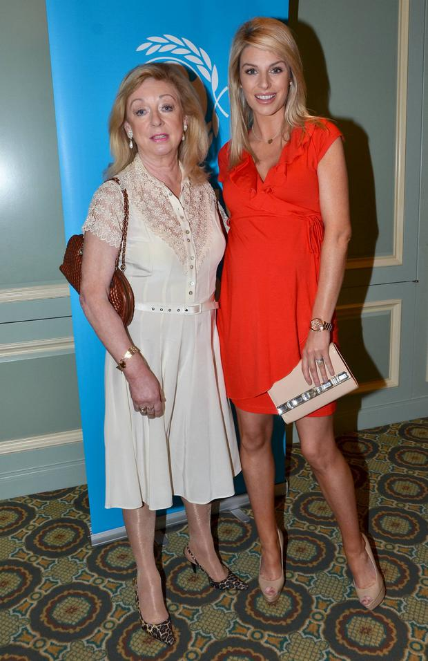 Unbearable pain .... Pippa is still grieving for her mum Louise Mullen