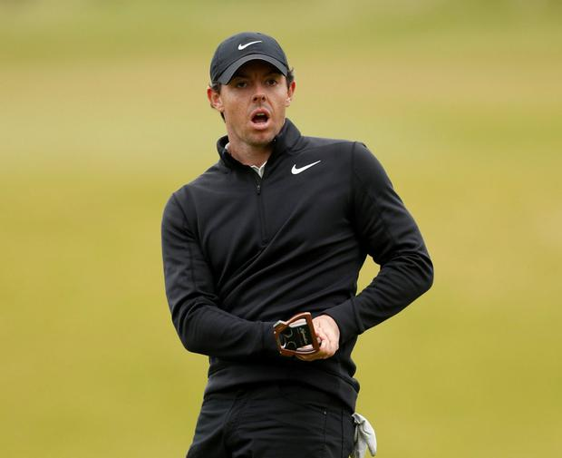 Perez, Southgate lead Dunhill Links after 3 rounds