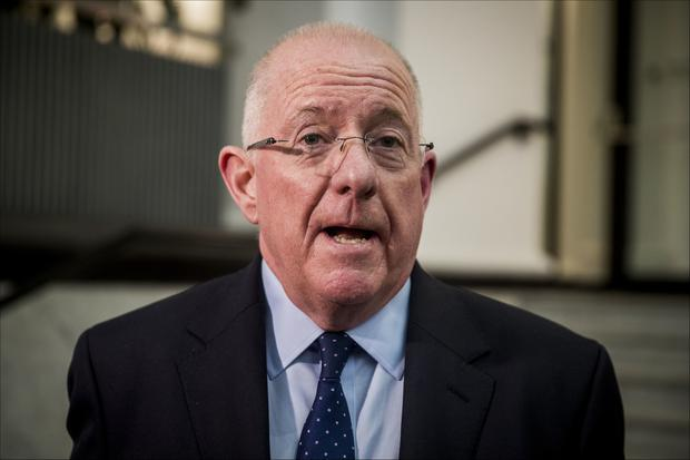 Justice Minister Charlie Flanagan. Photo: Liam McBurney/PA
