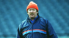 Mick Doyle led the Irish team on the tour to Japan in 1985. Photo: Sportsfile