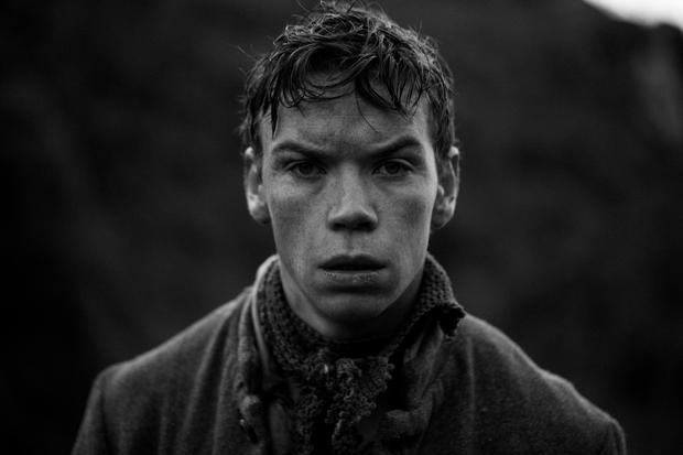 Bainne star Will Poulter. Photo by Madeline Mulqueen