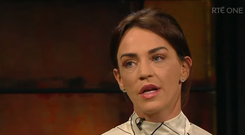 Sophia Murphy on The Late Late Show