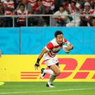 Japan's Kenki Fukuoka. Photo: Getty Images