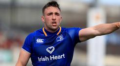 Leinster's Jack Conan has had surgery on his fractured foot (Donall Farmer/PA)