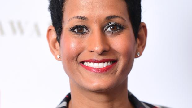 Journalist and television presenter Naga Munchetty (Ian West/PA)
