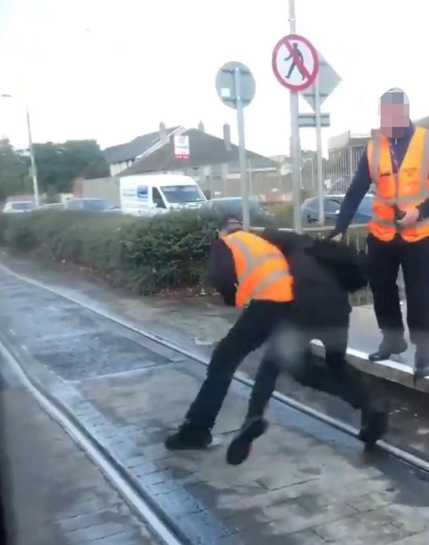 Luas Operator Confirms Investigation After Video Goes Viral