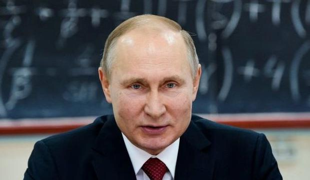 Taking action: Russian President Vladimir Putin has moved to ratify the Paris climate accord. AP photo