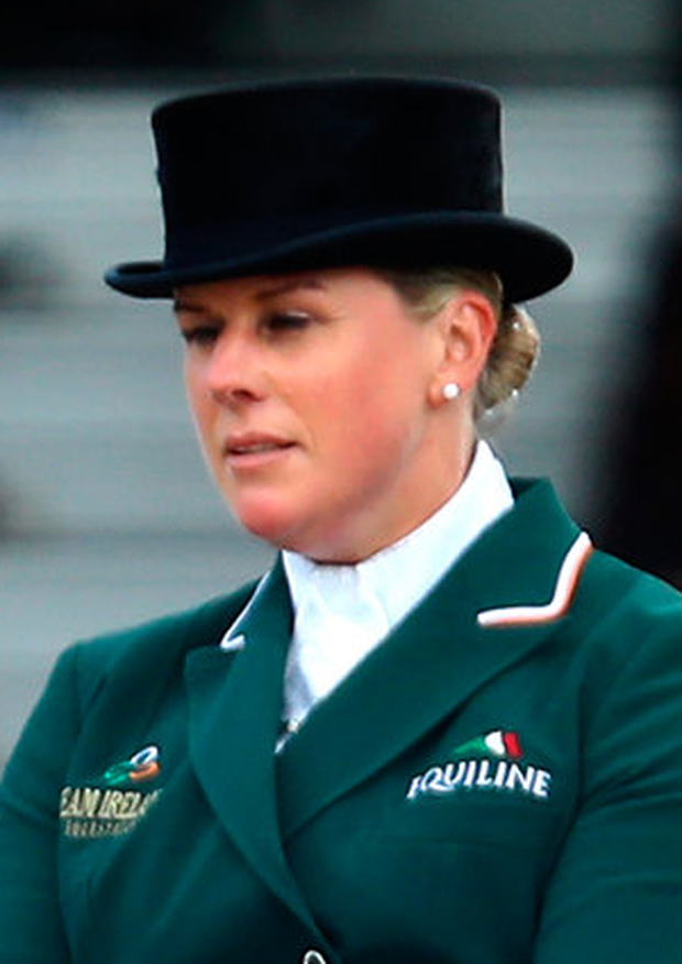 Heike Holstein. Photo: Dean Mouhtaropoulos/Getty Images for FEI